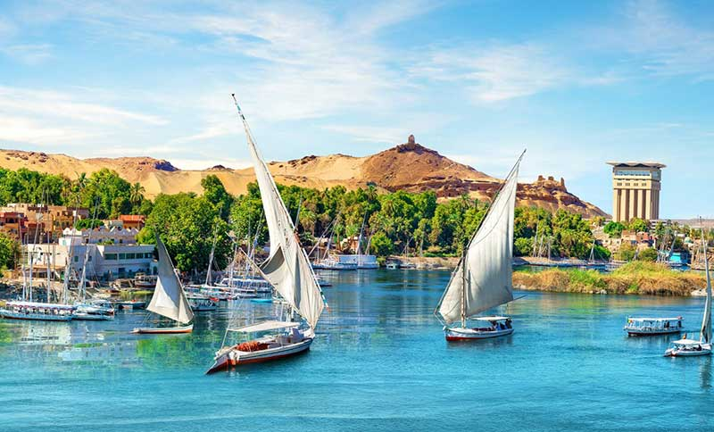 cairo aswan luxor nubia egypt packages